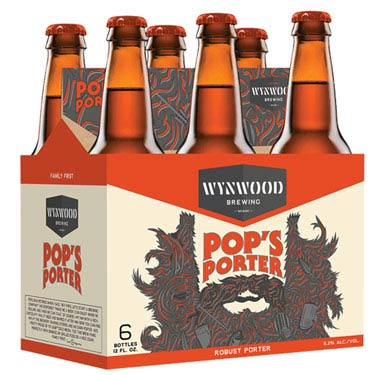 WYNWOOD POPS PORTER 6PK