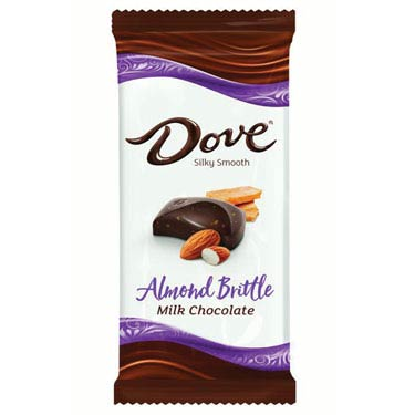 DOVE ALMOND BRITTLE LARGE BAR