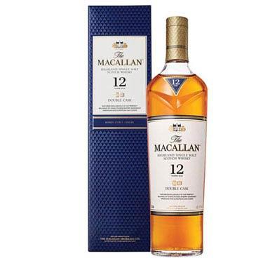 MACALLAN DOUBLE CASK 12 YRS