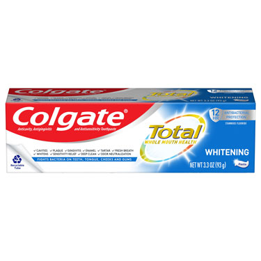 COLGATE TOTAL WHITENING PASTE