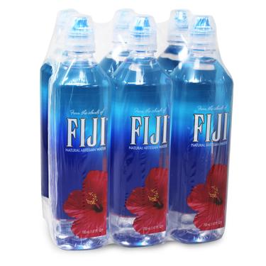 FIJI NATURAL ARTESIAN WATER 6PK