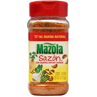 MAZOLA SAZON CULANT/ESPEC/ACHIO