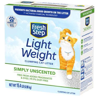 FRESH STEP LIGHTWEIGHT UNCS