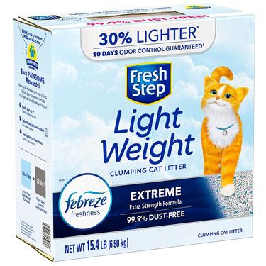 FRESH STEP LIGHTWEIGHT EXTREME