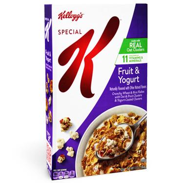 SPECIAL K  FRUIT & YOGURT