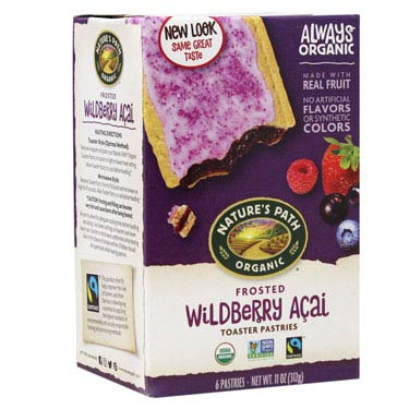 NATURES PATH TOASTER PASTRY WILDBERRY