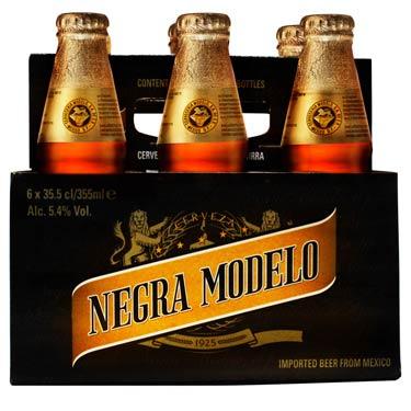 MODELO NEGRA 6PK