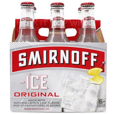 SMIRNOFF ICE 6-PACK