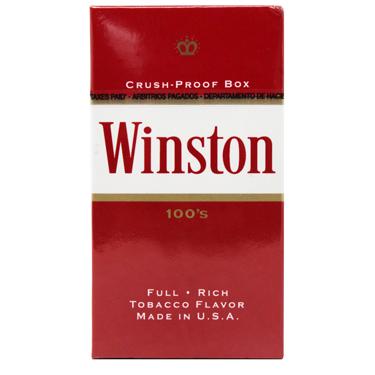 WINSTON 100'S