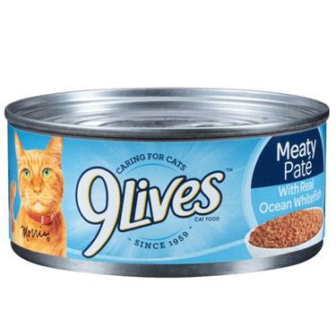 9 LIVES OCEAN WHITEFISH