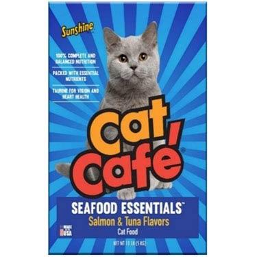 CAT CAFE SEAFOOD ESSENTIALS
