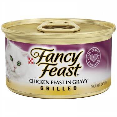FANCY FEAST GRILLED CHICKEN