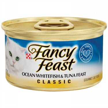 FANCY FEAST WHITEFISH