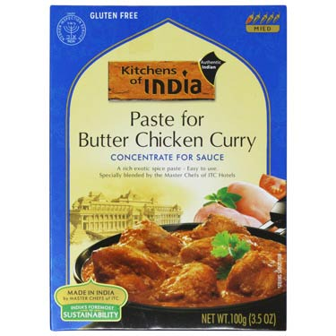 K.O.I. BUTTER CHICKEN CURRY PA