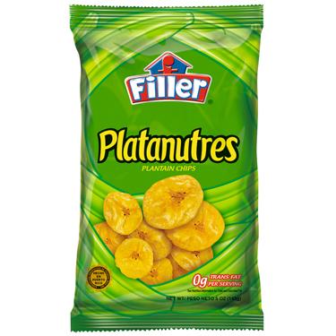 FILLER PLATANUTRES