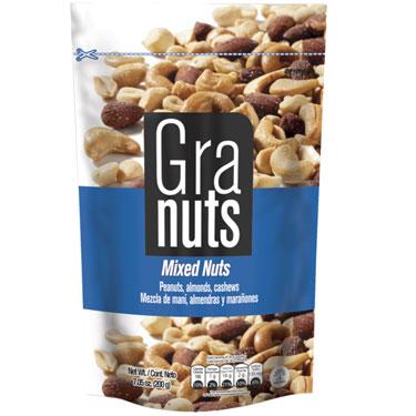 GRANUTS MIXED NUTS