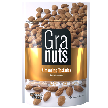 GRANUTS ALMENDRAS TOSTADAS