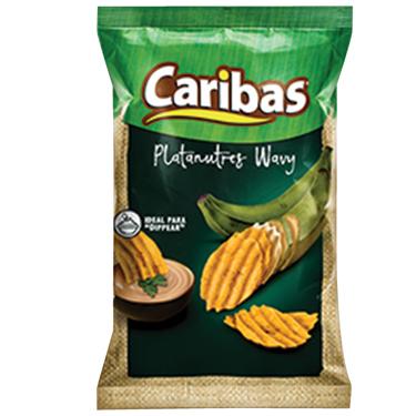 CARIBAS WAVY PLAT