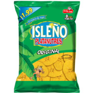 FRITO LAY EL ISLENO PLATANUTRES