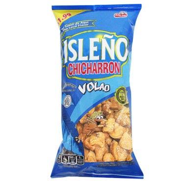 ISLENO CHICHARRON VOLAO