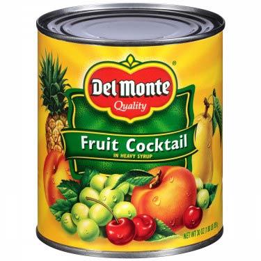 DEL MONTE FRUIT COCKTAIL