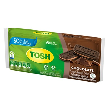 NOEL TOSH CHOCOLATE 6PK