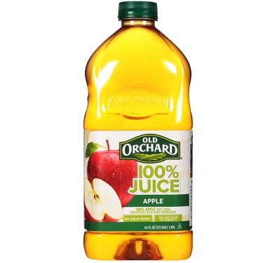 OLD ORCHARD APPLE JUICE 100%