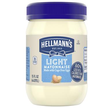 HELLMANNS LIGHT MAYONNAISE