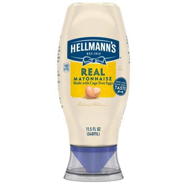 HELLMANNS REAL MAYONESA SQUEEZE