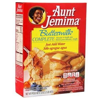 AUNT JEMIMA BUTTER COMP.PANCAKE