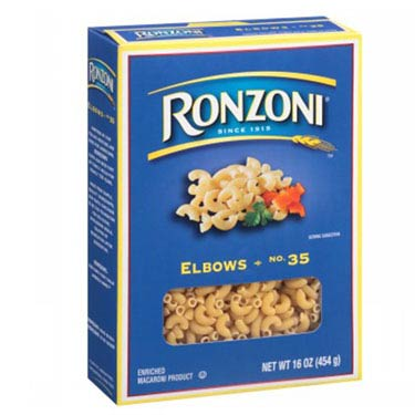 RONZONI ELBOWS #35