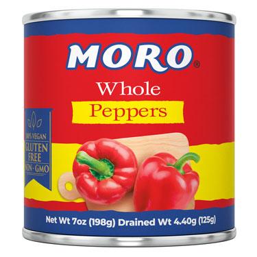 MORO PIMIENTOS MORRONES