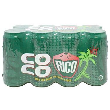 COCO RICO 8PK