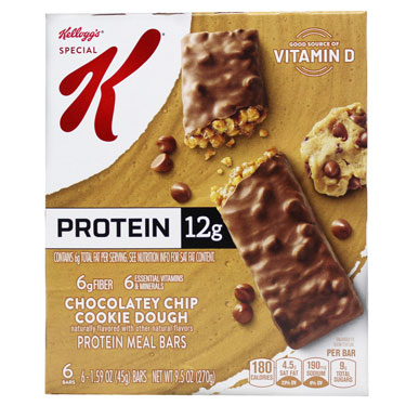 SPECIAL K PROTEIN MEAL CHOCOLATE CHIPS