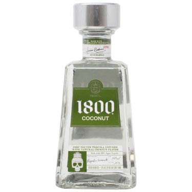 JOSE CUERVO 1800 TEQUILA COCONUT