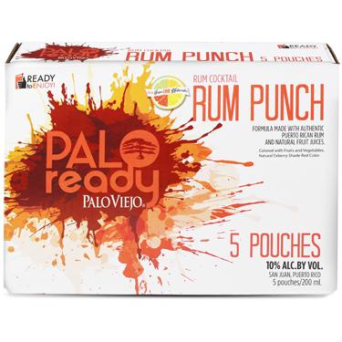 PALO READY RUM PUNCH 5PK