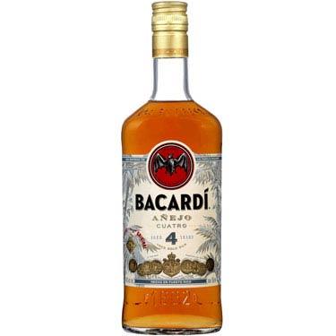 BACARDI 4 YEARS
