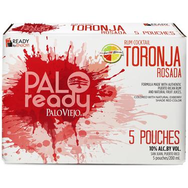 PALO READY TORONJA ROSADA