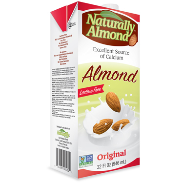 NATURALLY ALMOND ORIG ALMONDMILK