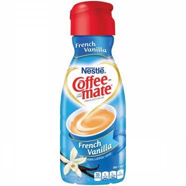 COFFEE MATE FRENCH VANILLA