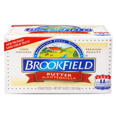 BROOKFIELD BUTTER