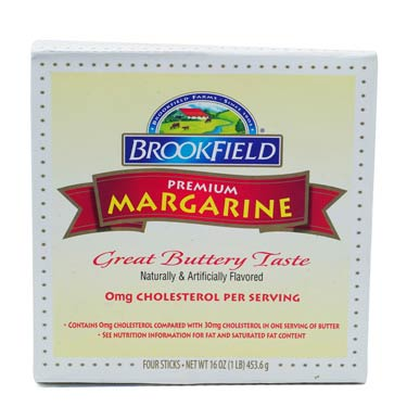 BROOKFIELD MARGARINE QUARTERS