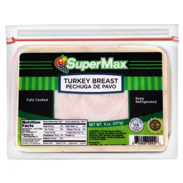 SUPERMAX TURKEY BREAST