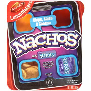 ARMOUR LUNCHMAKERS NACHO