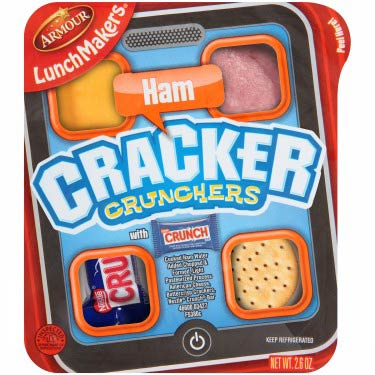 ARMOUR HAM LUNCHMAKER