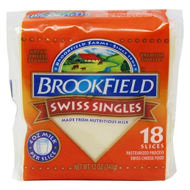 BROOKFIELD SWISS SINGLES