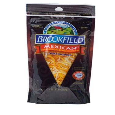 BROOKFIELD SHREDDED MEXICAN
