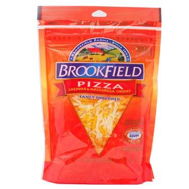 BROOKFIELD SHREDDED PIZZA