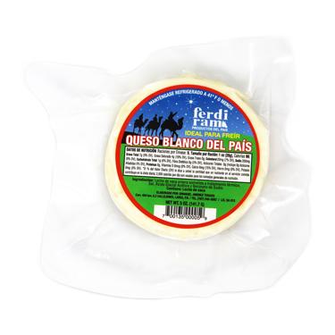FERDI RAM QUESO BLANCO DEL PAIS