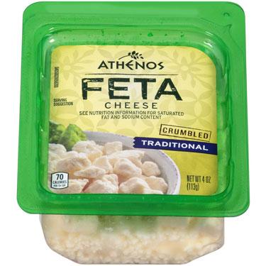 ATHENOS FETA CHEESE TRAD CRUMB